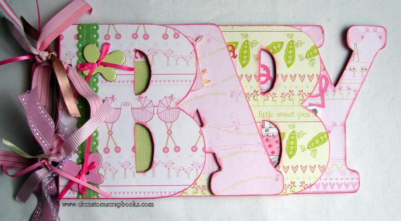 baby albums creative keepsakes custom scrapbooks